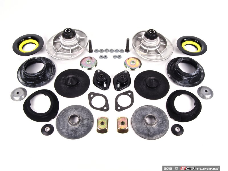 ECS News - BMW E46 M3 Cup Kit / Coilover Installation Kits