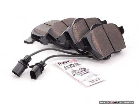 ES#248789 - HB269F.763a - Front HPS Performance Brake Pad Set - One of the best-selling all around brake pads - Hawk - Audi Volkswagen
