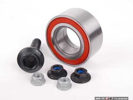 ES#1487 - 4B0498625A - Front Wheel Bearing Kit - Priced Each (82mm) - Fits the left and right side - FAG - Audi Volkswagen