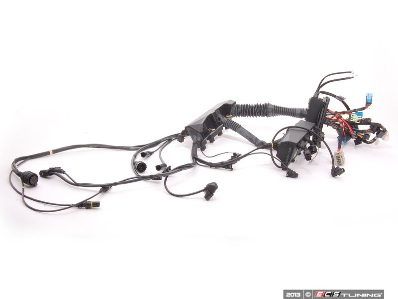 genuine bmw 12517503643 complete engine wiring harness es 30861 12517503643 complete engine wiring harness the perfect solution for a