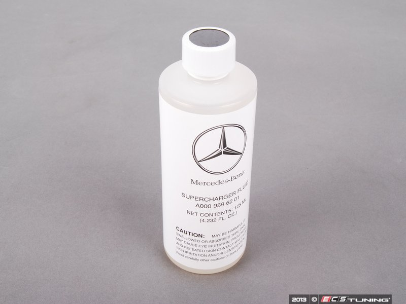 Genuine mercedes benz 000989620109 kompressor for Mercedes benz recommended oil
