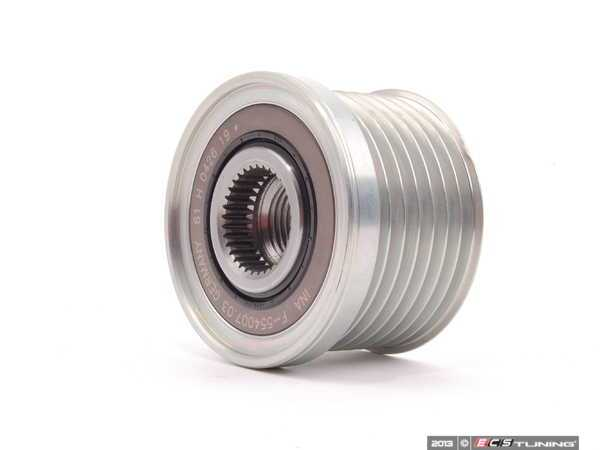 ES#29756 - 12317560678 - Alternator Pulley - Does not include any securing hardware - Genuine BMW - BMW