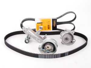ES#3960 - B6A4UTBKEV - Timing Belt Kit - Ultimate - Everything you need for a complete timing belt job on your 1.8T. Buy it all together  save. - Assembled By ECS - Audi