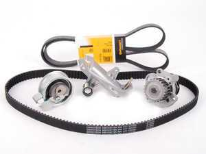 ES#6143 - B6A4UTBKLV -  Timing Belt Kit - Ultimate - Everything you need for a complete timing belt job on your 1.8T. Buy it all together & save. - Assembled By ECS - Audi