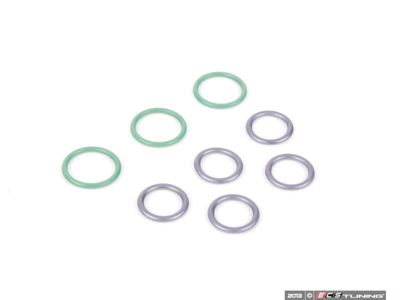 Genuine BMW - 64508390602 - Air Conditioning O-Ring - Kit (64-50-8 ...