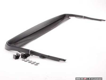 ES#157619 - 54137171811 - Slipstream wind deflector - Deflects air up and over the panoramic sunroof - Genuine BMW - BMW