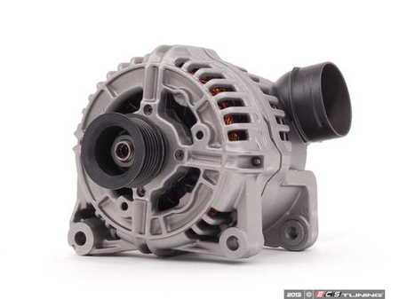 ES#2550770 - 12311432980KT - Remanufactured Alternator - 120A - Compact style alternator including a refundable $30 core charge - Bosch - BMW