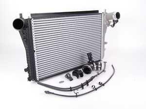 ES#2099557 - 1K0198803B - Cold weather intercooler repair kit - Update for cold region intercooler use - Genuine Volkswagen Audi - Volkswagen