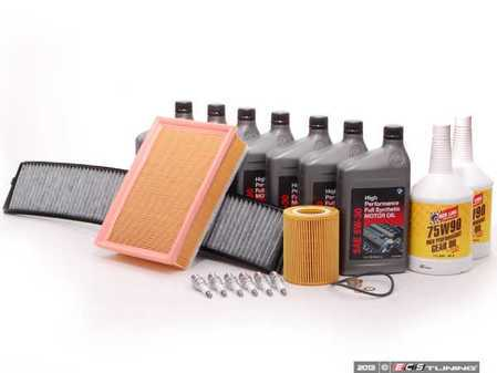 ES#261296 - e83ins2 - Inspection 2 - Service Kit - Includes all parts required to perform your Inspection 2 service - Assembled By ECS - BMW