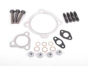 ES#2594056 - TRVKO4IK - Turbocharger Installation Kit - All hardware & gaskets that you would need to install a K04 or K03 Sport - Genuine Volkswagen Audi - Audi Volkswagen