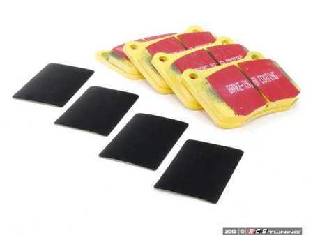 ES#2070837 - DP41820R - EBC Yellowstuff Pad Set - Lexus - Rear - EBC -
