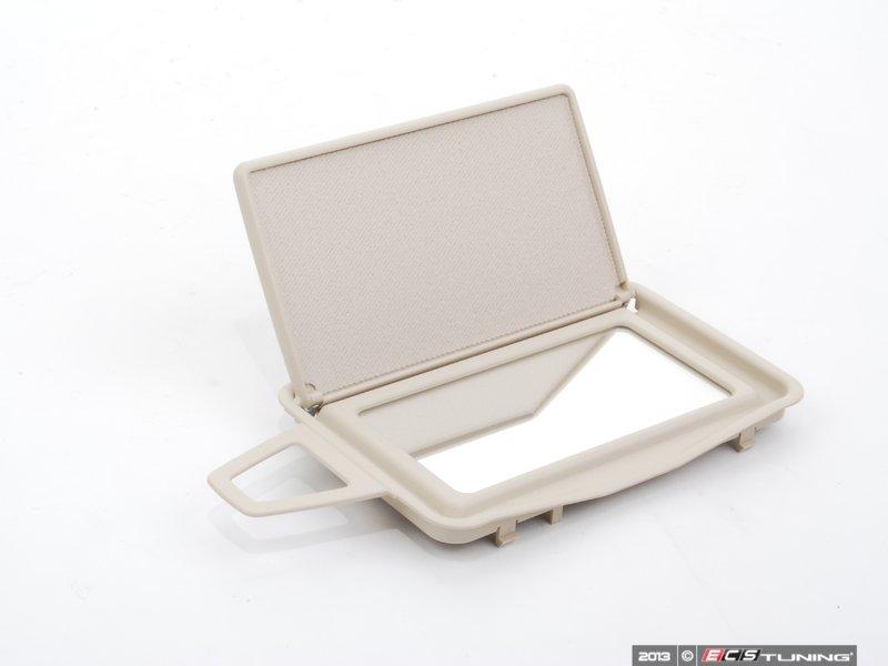 Genuine mercedes benz 21181100108j12 sun visor mirror for Mirror visor