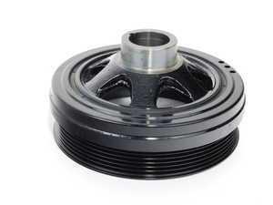 ES#1893779 - 2720300903 - Vibration Damper - Harmonic Balancer - Also know as the crankshaft pulley - Genuine Mercedes Benz - Mercedes Benz