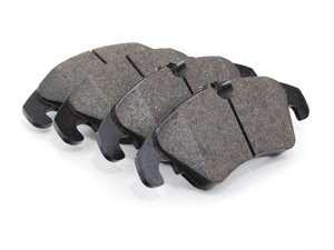 ES#2609273 - 8K0698151H - Front Brake Pad Set - Restore the stopping power of your vehicle - Vaico - Audi