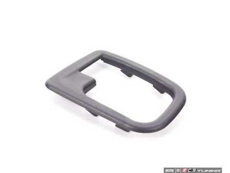 ES#2626530 - 51228219024 - Interior Door Handle Trim - Right - Replace damaged trim and restore your interior's beauty - Febi - BMW