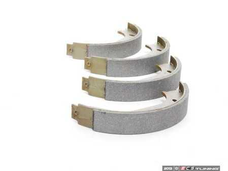 ES#2626496 - 34411159467 - Parking Brake Shoe Set - Keep your vehicle from rolling away - Febi - BMW