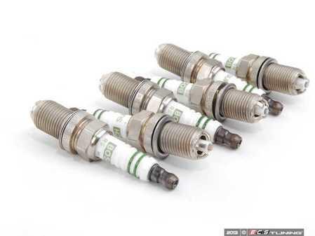 ES#2718140 - 99917022390KT1 - Spark Plugs - Set Of 6 - FGR 5 KQE0 - Bosch - Porsche