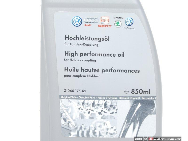 Genuine Volkswagen Audi G060175a2 High Performance Oil