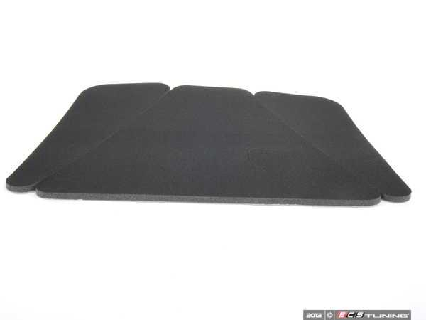 ES#126093 - 51488103798 - Hood Insulation Set - Replace your missing or damaged hood insulation - Genuine BMW - BMW