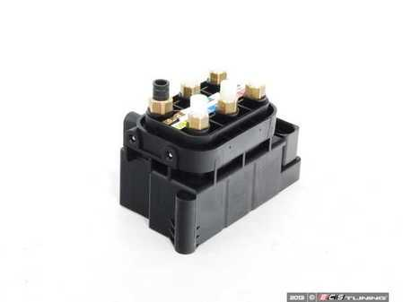 ES#1771729 - 2123200358 - Valve Block - Distribution point for all of the suspension air lines - Genuine Mercedes Benz - Mercedes Benz