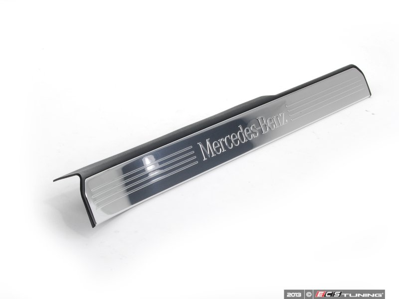 Genuine mercedes benz 22168002359051 right front door for Mercedes benz door sill
