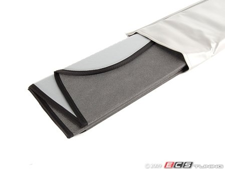 ES#195007 - 82110309454 - UV Sunshade - Used to keep the summer sun from overheating your 6-Series interior. - Genuine BMW - BMW