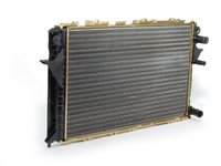 ES#2561135 - 4A0121251A - Radiator - Main engine coolant radiator - Nissens - Audi