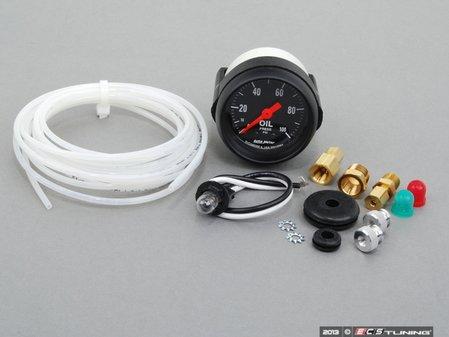 ES#2628325 - 2604 - Oil Pressure Gauge - Autometer -