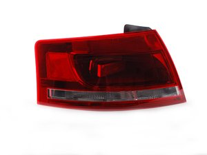 ES#447257 - 8H0945095E - Tail Light - Left - Includes all bulbs - Genuine Volkswagen Audi - Audi