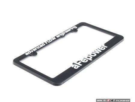 ES#1843794 - 40-10097 - Frame- License Plate: aFe Power - AFE -