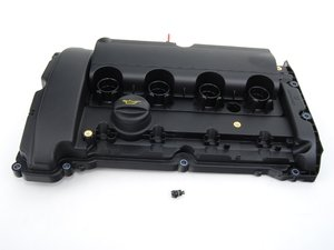 ES#2601877 - 11127646555 - Valve Cover With PCV - N14 Engines - Keep your MINI engine looking new : part of the PCV system / Cylinder Head Cover - Genuine MINI - MINI