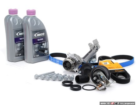 ES#2574556 - 06B198479 V2GAT - Timing Belt Kit - Ultimate Plus (See ES3098285) - Looking for the best timing belt kit on the market? Look no further than ECS Tuning. - Assembled By ECS - Volkswagen