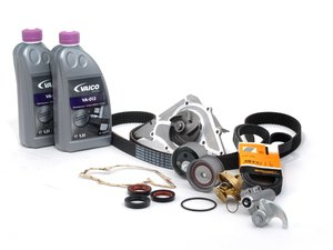 ES#6198 - 078198479 V2+ - ECS Tuning Timing Belt Kit - Ultimate Plus - The most comprehensive timing belt kit on the market with free shipping! - Assembled By ECS - Audi Volkswagen