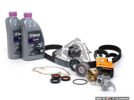 ES#6198 - 078198479 V2+ - ECS Tuning Timing Belt Kit - Ultimate Plus - The most comprehensive timing belt kit on the market! - Assembled By ECS - Audi Volkswagen