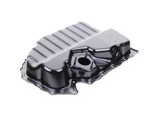 ES#2502507 - 06J103600AF - Oil Pan  - Replace your cracked or broken pan - Genuine Volkswagen Audi - Audi Volkswagen