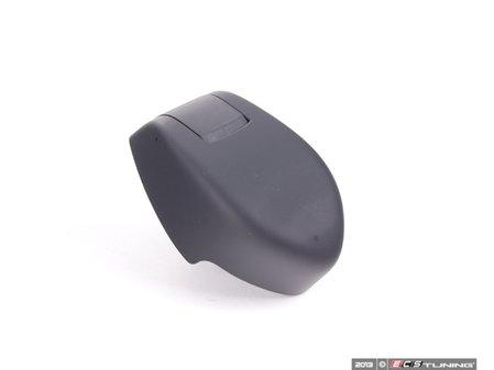 ES#1508445 - 99780352100A03 - Seat Belt Adjuster Cover - Black - Left or right side fitment - Genuine Porsche - Porsche