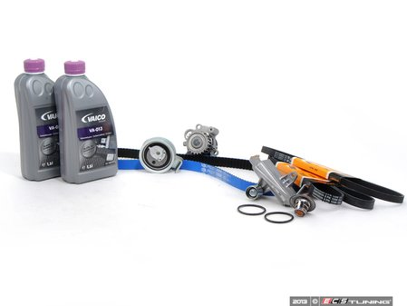 ES#2569814 - 06B109119FKT1 - Timing Belt Kit - Ultimate Plus With Gates Racing Timing Belt - Looking for the best timing belt kit on the market? Look no further than ECS Tuning - Assembled By ECS - Audi