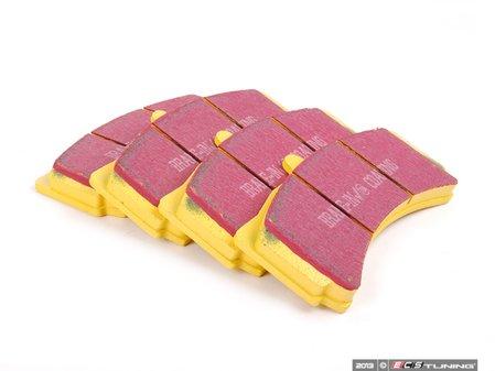 ES#520673 - DP4032R - EBC Yellowstuff Pad Set - CP5070 D51 - Front - EBC -