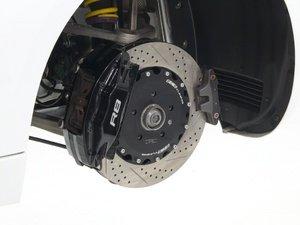 Ecs News Audi R8 Ecs 2 Piece Brake Rotors