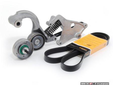 ES#2581941 - 11287520199KT2 - Accessory Belt Kit - Complete accessory belt pulley change - Cooper S (NON JCW Kit) - Assembled By ECS - MINI