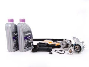 ES#8726 - AWMTBKV2waf - Timing Belt Kit - Ultimate Plus - Our most complete timing belt kit, including coolant - Assembled By ECS - Volkswagen