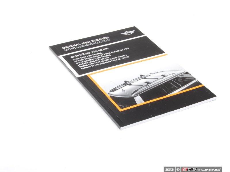 Ecs News R55 Mini With Rails Roof Rack Base Bars
