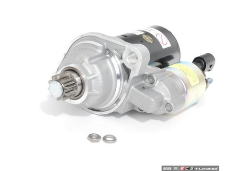 ES#2562423 - SR0832XKT - Starter - Remanufactured  - Includes a $79 refundable core charge - Bosch - Audi Volkswagen