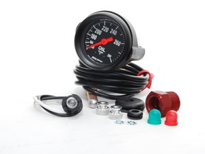 ES#2628326 - 2606 - Water Temp Gauge - Autometer -