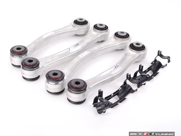 ES#2622633 - 33322283547KT4 -  M3/1M Rear Upper Control Arm Upgrade Kit - The most cost effective handling upgrade you'll ever find! - TRW - BMW