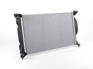 ES#252302 - 8E0121251A - Coolant Radiator - Keep your cooling system operating properly - Nissens - Audi