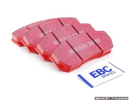 ES#520156 - DP3002C - EBC Redstuff Ceramic Pad - Aston Martin/TVR - Front - EBC -