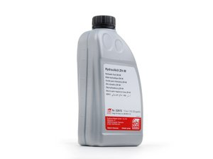 ES#2593029 - 000989910310 - Hydraulic Fluid - Priced Each - One (1) Liter Container - Febi - Mercedes Benz