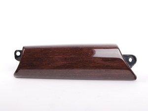 ES#98271 - 51412753330 - Interior Door Handle Wood - Right - English oak wooden door handle trim - Genuine MINI - MINI