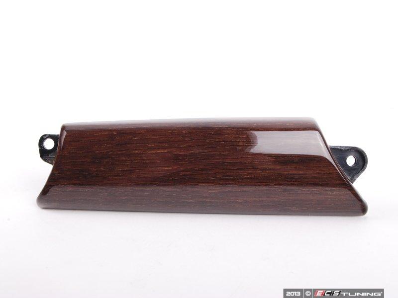 ES#98271   51412753330   Interior Door Handle Wood   Right   English Oak  Wooden